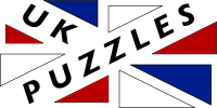 Latest UK Puzzle Association logo
