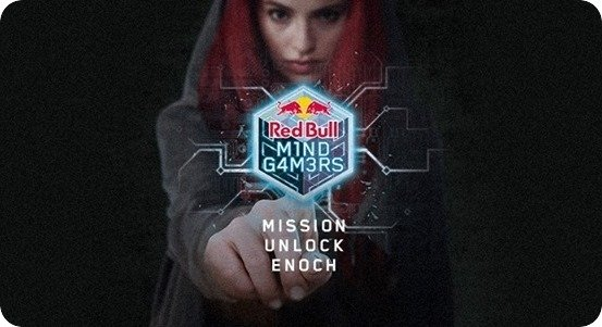 Red Bull Mind Gamers: Mission Unlock Enoch, copyright Red Bull GmbH