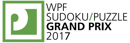World Puzzle Federation Grands Prix 2017 logo