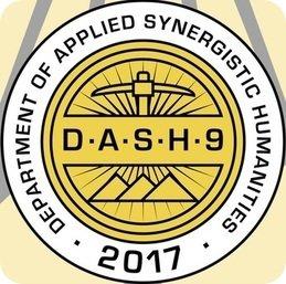 DASH 9 logo